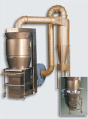 оборудование (печь-линия) для жарки-обжарки-мойки семечек, кофе, орех